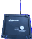 Alpha-mini v2.0 alarm for tette tanker